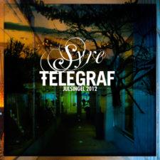 Omslag till Telegrafs julsingel