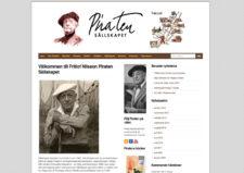 Ny webbsida för Piratensällskapet