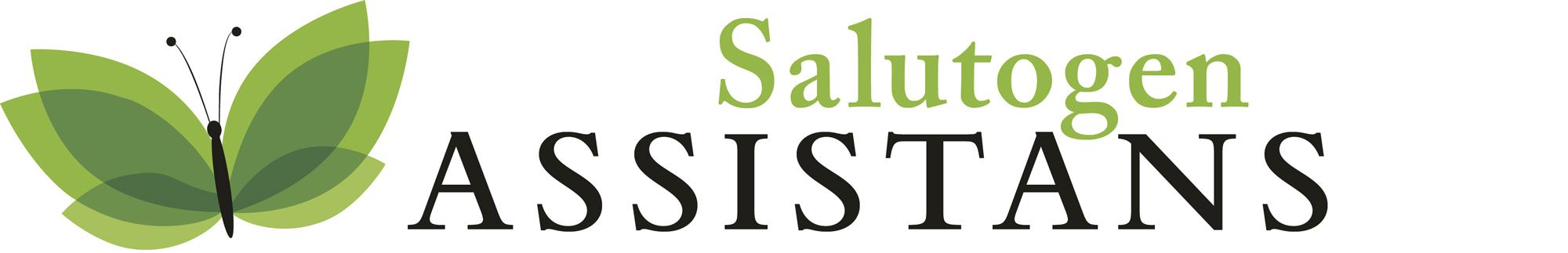 Logga för Salutogen Assistans