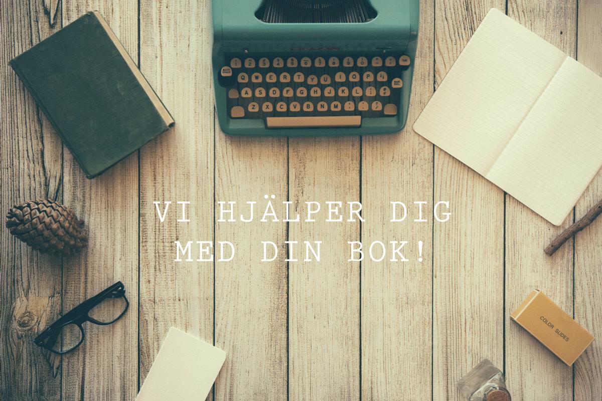 Telegrafstationen älskar böcker! Vi hjälper förlag och privatpersoner med grafisk formgivning, typografering, textgranskning och korrekturläsning av böcker. Vi har också kontakter med tryckerier i Sverige och utomlands och ombesörjer gärna tryckning av din bok till bästa möjliga pris. Hör av dig och berätta om just ditt bokprojekt!