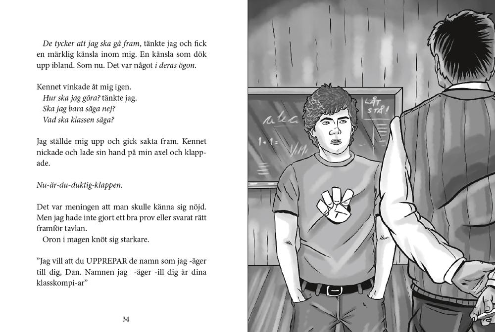 """""""Dylan Grönöga och jag"""" - Mia-Maria Lindberg"""
