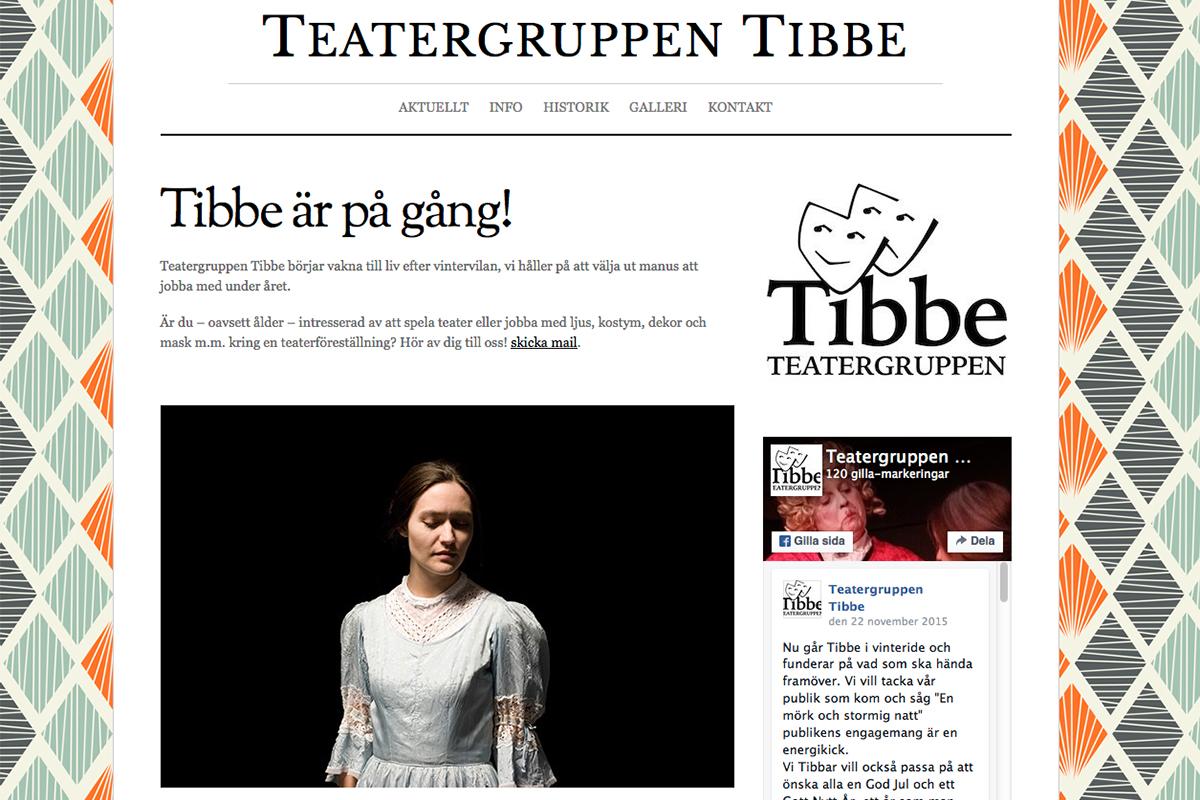 tibbe webb