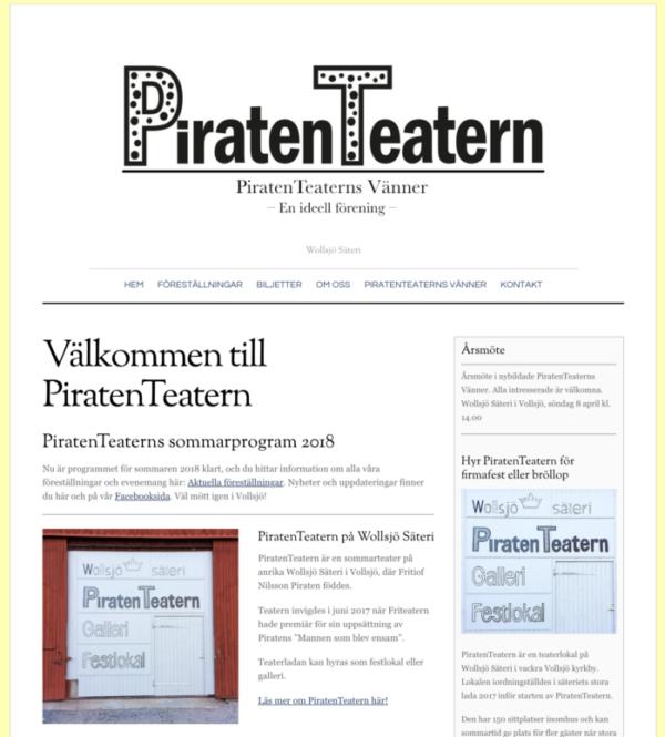 piratenteatern-webbsida