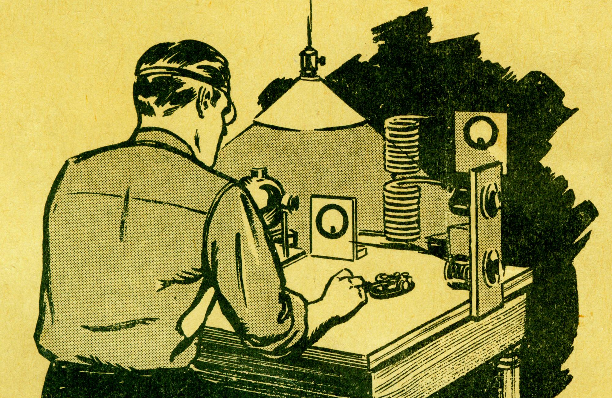 Telegrafstationen