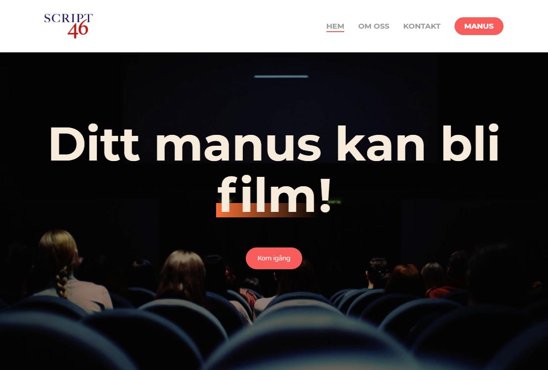 Webbsida Script46